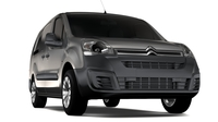 Citroen Berlingo Van L2 Full Electric 2017 3D Model
