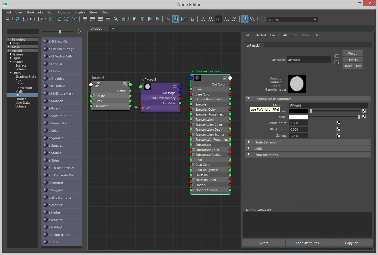 OSL Shaders for Maya - Free Other Renderers Rendering