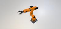Manipulator 3D Model