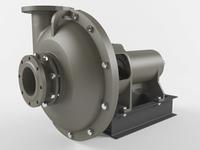 Pump centrifugal Gr3 3D Model