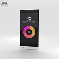 Obi Worldphone SJ1.5 White 3D Model