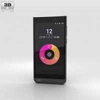 Obi Worldphone SJ1.5 Black/White 3D Model