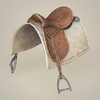 18 05 19 199 realistic horse saddle collection 04 4