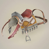18 05 28 798 realistic horse saddle collection 12 4