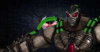 DC Comic's Bane 3D Model