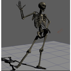 Skeleton Rig 2.0.0 for Maya