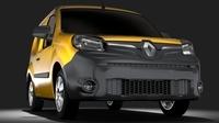 Renault Kangoo Van 2017 L1 2017 3D Model