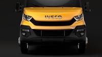 Iveco Daily Tourus L5H2 2014 2016 3D Model