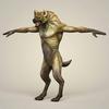 09 43 00 945 game ready fantasy werewolf 01 4