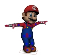 Mario for Maya 1.0.0