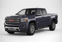 GMC Canyon 2016 All-Terrain Extended Cab 3D Model