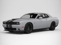 Dodge Challenger SRT 392 2016 3D Model