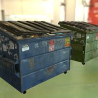 Dumpster PBR 3D Model