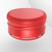 Bottle Screw Cap 3D Model