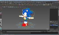 Sonic Mania Rig for Maya 1.0.0
