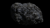 Fantasy Asteroid 3D Model