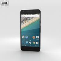 LG Nexus 5X Quartz 3D Model