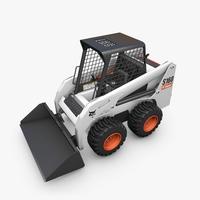 Bobcat S160 3D Model