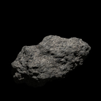 Fantasy Asteroid 2 3D Model