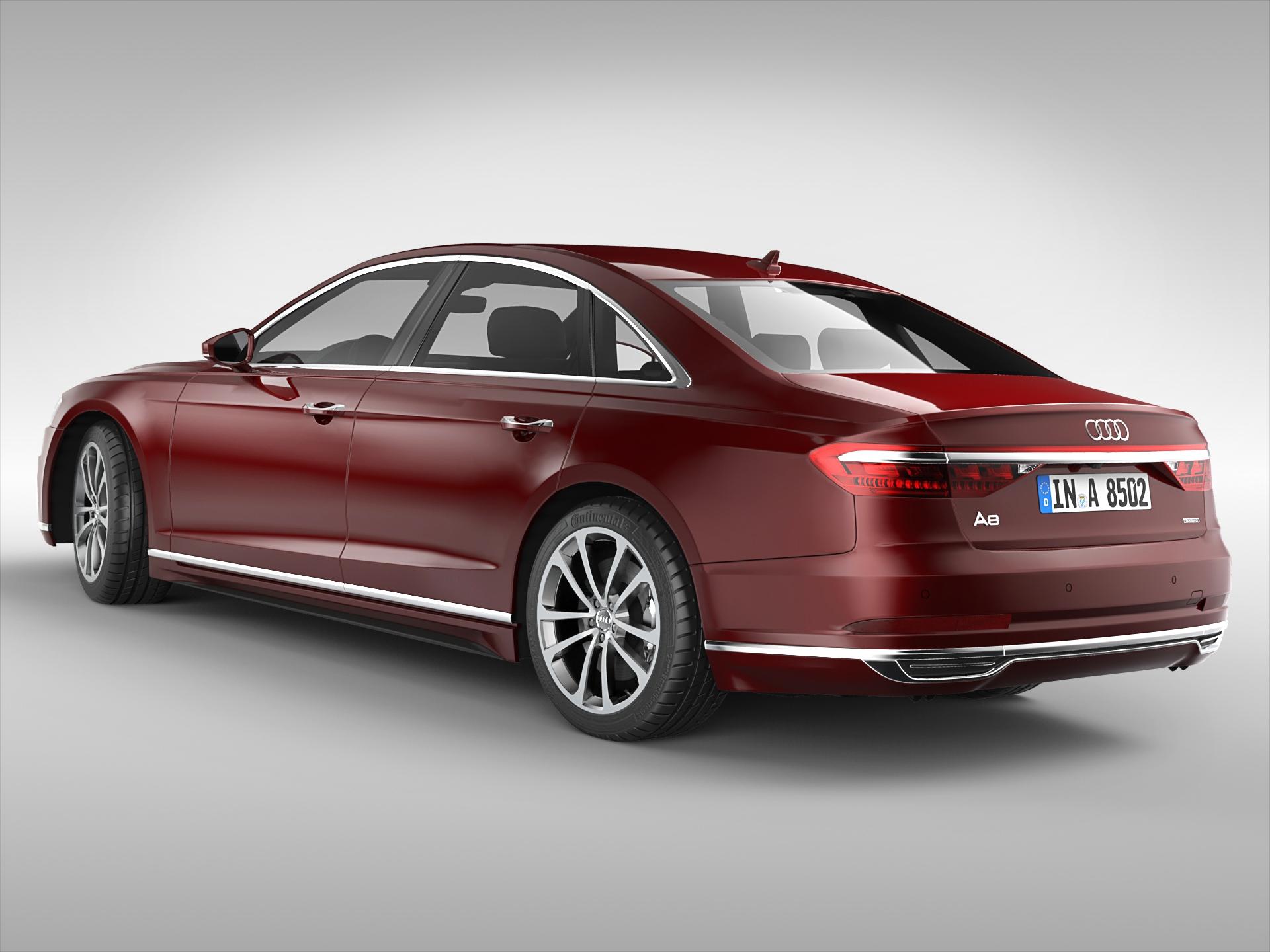 Audi A D Model - Audi car 3d games