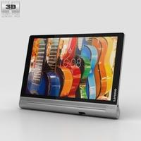 Lenovo Yoga Tab 3 Pro 10 3D Model