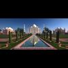 The Taj Mahal 3D Model