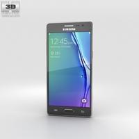 Samsung Z3 Black 3D Model