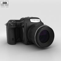 Pentax 645Z 3D Model