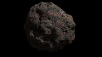 Fantasy Asteroid 3 3D Model