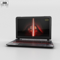 HP Star Wars Special Edition 3D Model