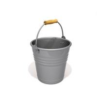 Bucket metal 3D Model