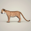 18 26 05 324 photorealistic cougar cub 03 4