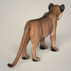 18 26 10 7 photorealistic cougar cub 05 4