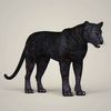 18 42 33 297 photorealistic wild panther 06 4