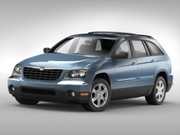 Chrysler Pacifica (2004 - 2008) 3D Model