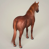 10 32 56 842 photorealistic brown horse 06 4