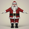 10 45 19 218 cartoon santa claus 01 4