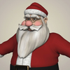 10 45 19 705 cartoon santa claus 02 4
