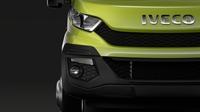 Iveco Daily Tourus L4H3 2014-2016 3D Model