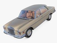 Mercedes-Benz 300SEL 6.3 3D Model