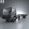 13 57 35 166 nissan atlas  mk5   h44  chassis truck 2012 600 0003 4