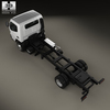 13 57 35 505 nissan atlas  mk5   h44  chassis truck 2012 600 0009 4