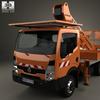 14 03 12 280 nissan cabstar lift platform truck 2006 600 0006 4