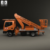 14 03 12 293 nissan cabstar lift platform truck 2006 600 0005 4