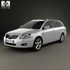 14 13 05 305 toyota avensis  mk2f   t250  wagon 2006 600 0001 4