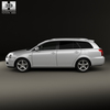 14 13 05 892 toyota avensis  mk2f   t250  wagon 2006 600 0005 4