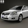 14 13 06 183 toyota avensis  mk2f   t250  wagon 2006 600 0006 4