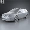 14 13 07 133 toyota avensis  mk2f   t250  wagon 2006 600 0011 4