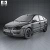 10 53 34 351 ford focus  mk2  5door 2004 600 0003 4