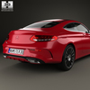 11 01 58 616 mercedes benz c class  mk4   c205  coupe amg line 2015 600 0007 4